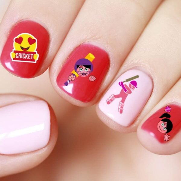 Cricket Nail Art