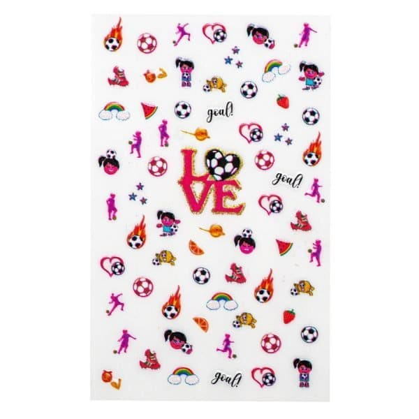 Soccer Stickers